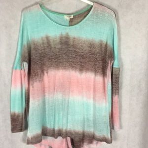 Umgee long sleeve top Size small